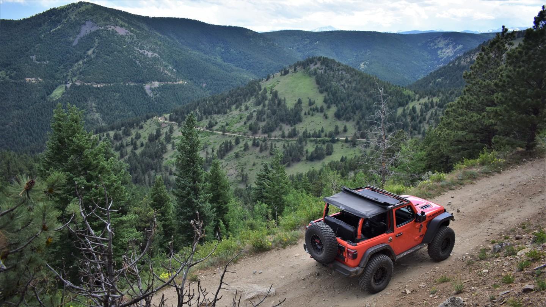 Highlight: Switzerland Trail