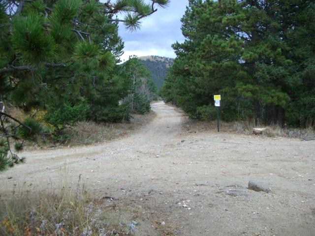 Switzerland Trail - Waypoint 4: Sugarloaf Station Site