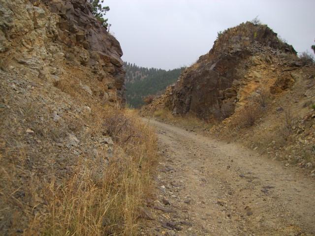 Switzerland Trail - Waypoint 7: Notches