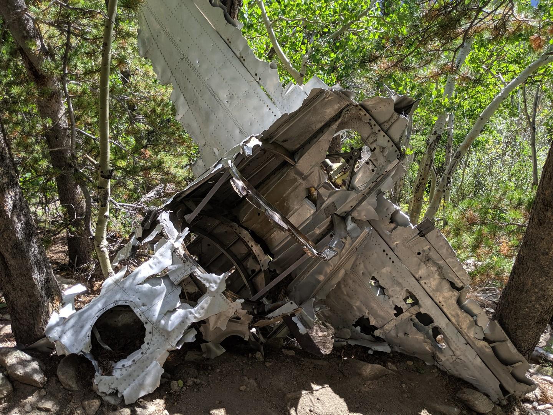 Trail Review: T-33 Plane Crash