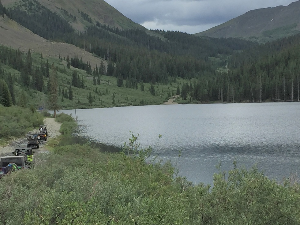 Trail Review: Tincup Pass