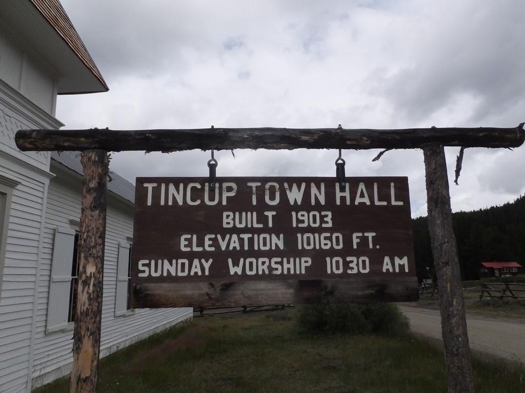 Tincup Pass - Waypoint 12: FS 765