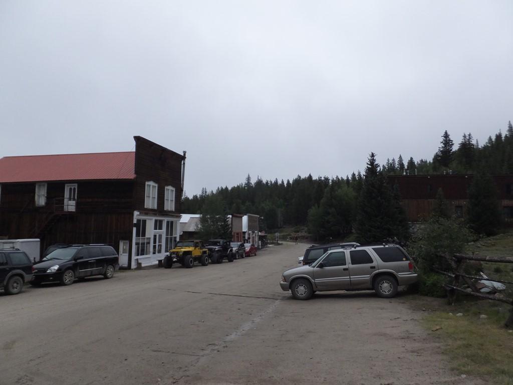 Tincup Pass - Waypoint 1: St. Elmo