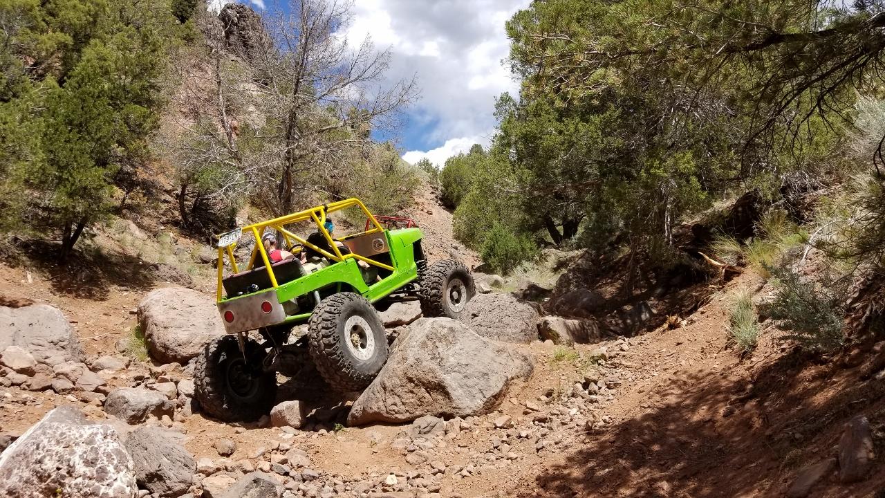 Highlight: Trough Trail