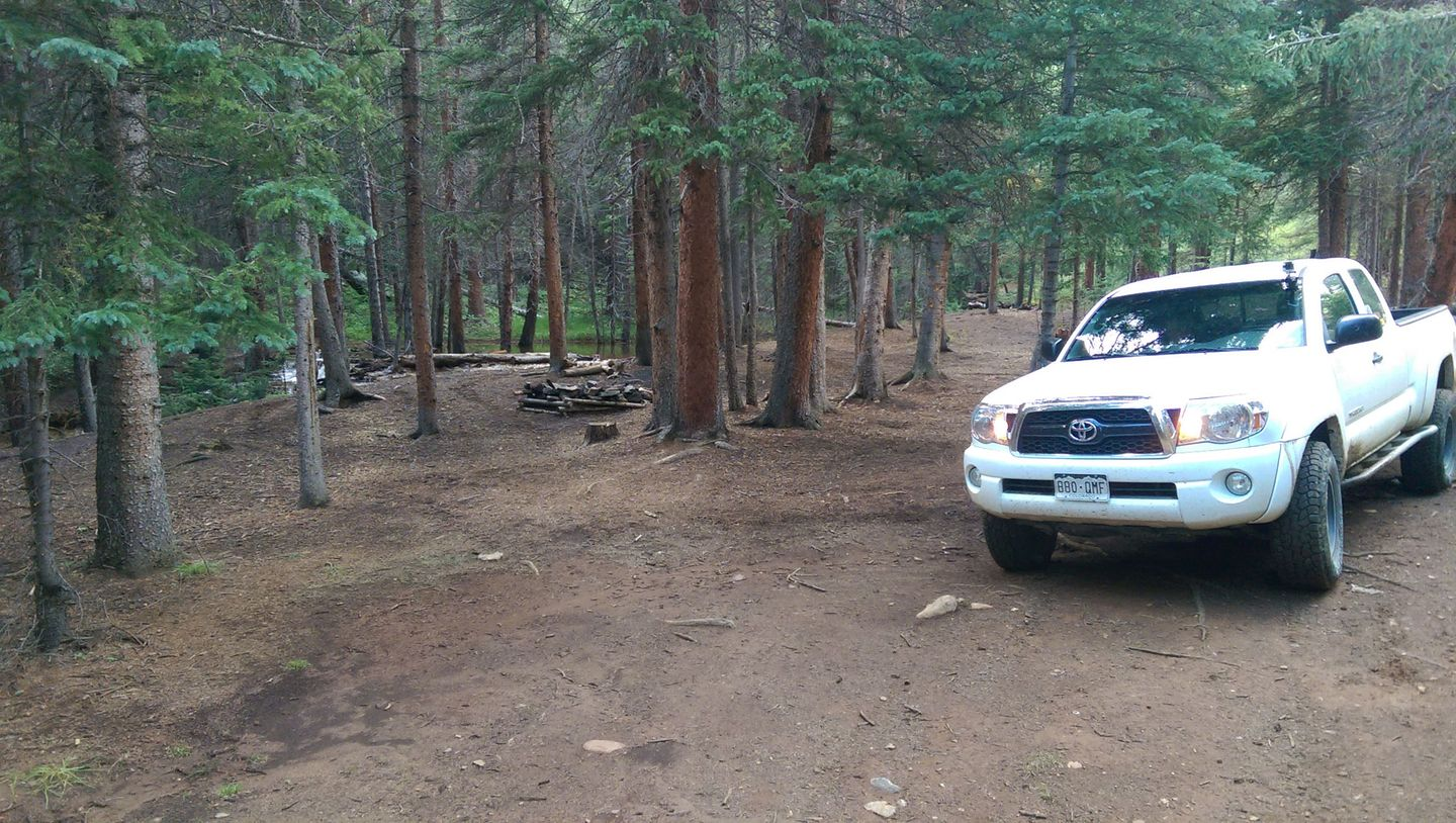 Camping: Webster Pass