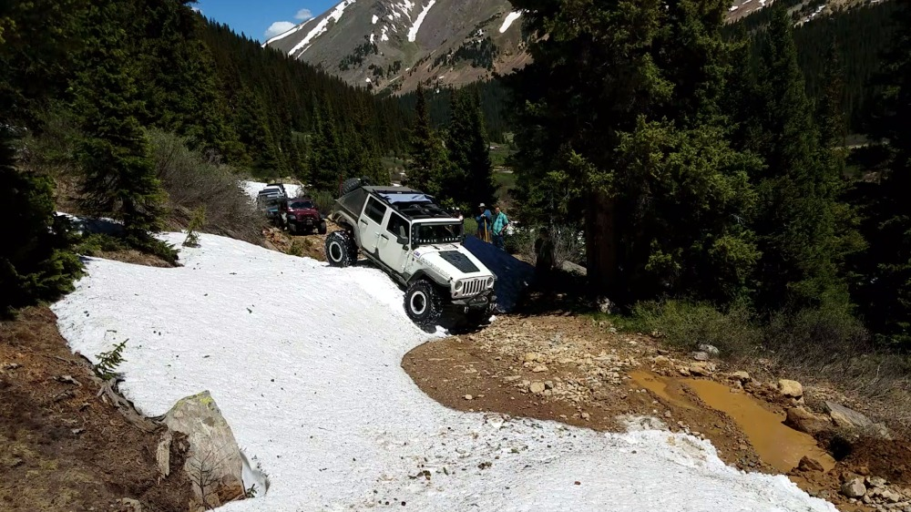 Trail Review: Webster Pass
