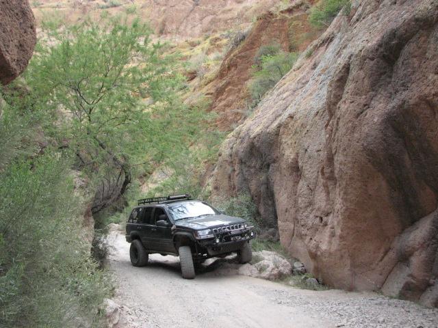 Highlight: Box Canyon - Florence, Arizona