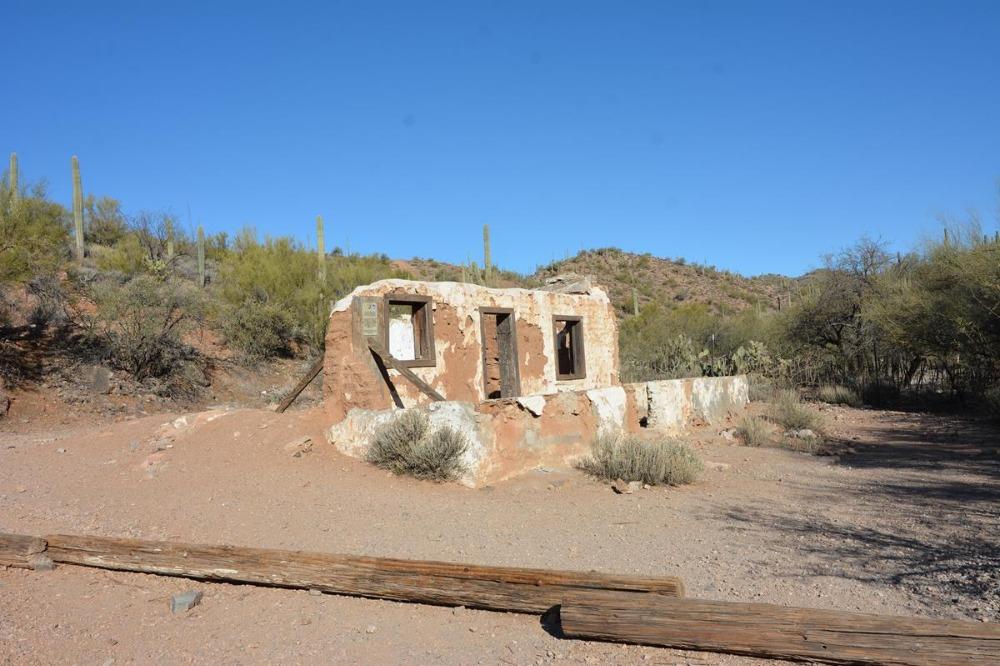Trail Review: Box Canyon - Florence, Arizona