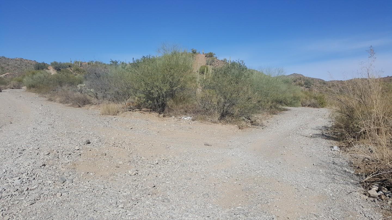 Box Canyon - Florence, Arizona - Waypoint 8: End of Trail