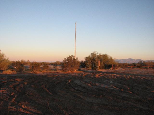 Cottonwood Canyon Road - Waypoint 1: Trailhead