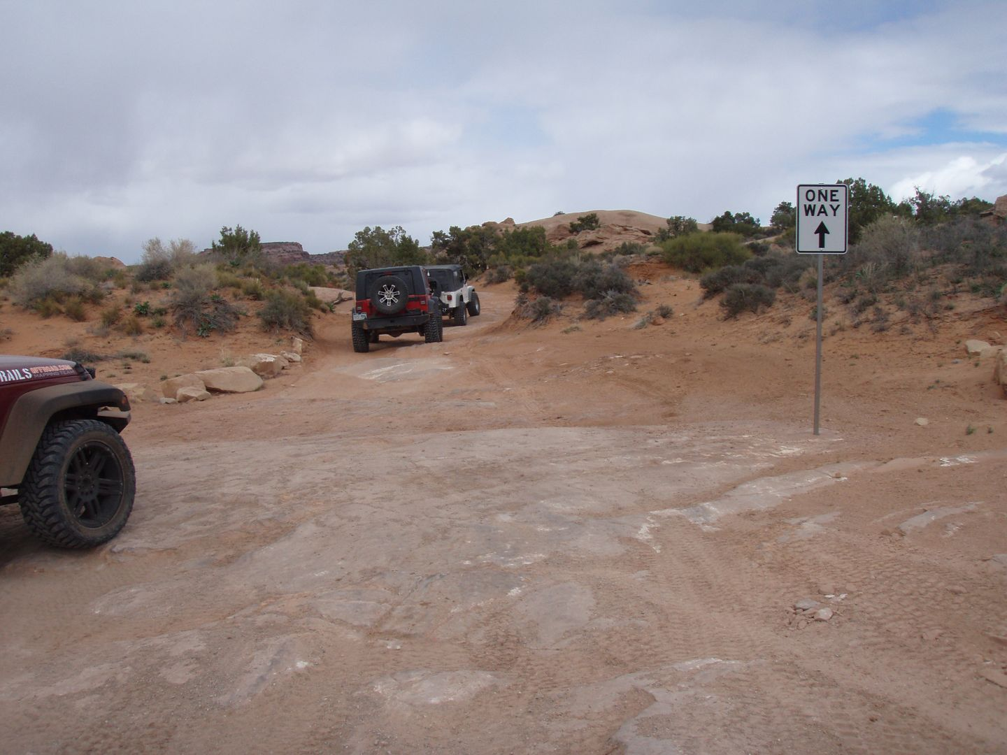 Fins and Things - Waypoint 8: Trail Entrance - Stage II