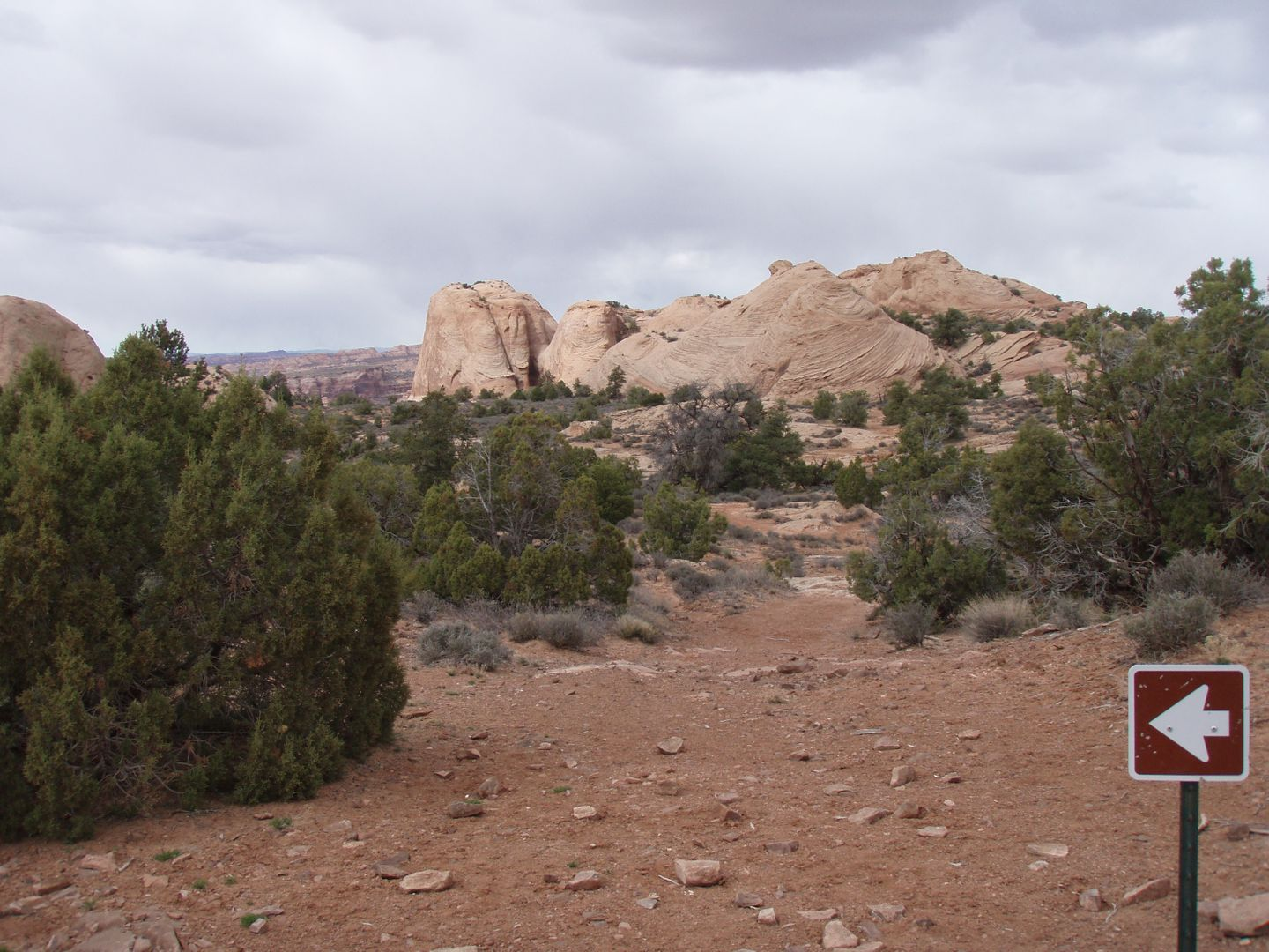 Fins and Things - Waypoint 10: Porcupine Rim Trailhead