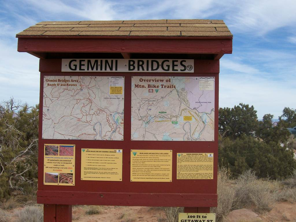 Gemini Bridges - Waypoint 20: Gemini Bridges End