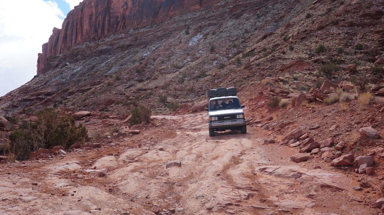 Gemini Bridges - Waypoint 3: Shelf Road