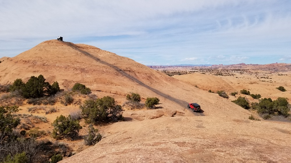 Trail Review: Hells Revenge
