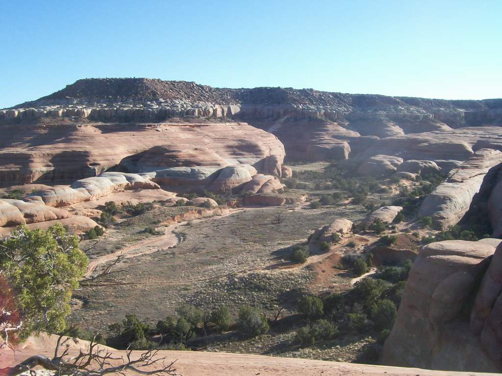 Highlight: Hidden Canyon Overlook