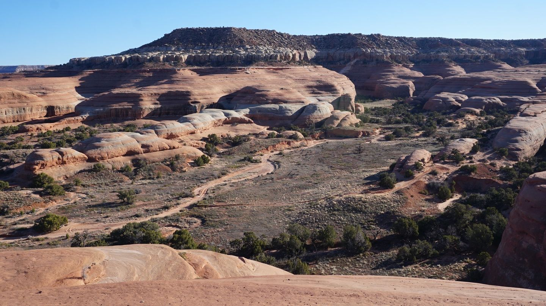 Trail Review: Hidden Canyon Overlook