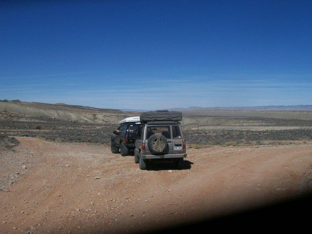 Hidden Canyon Overlook - Waypoint 1: Trailhead