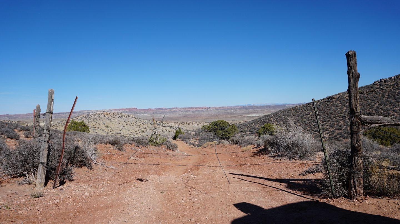 Hidden Canyon Overlook - Waypoint 5: Wire Gate
