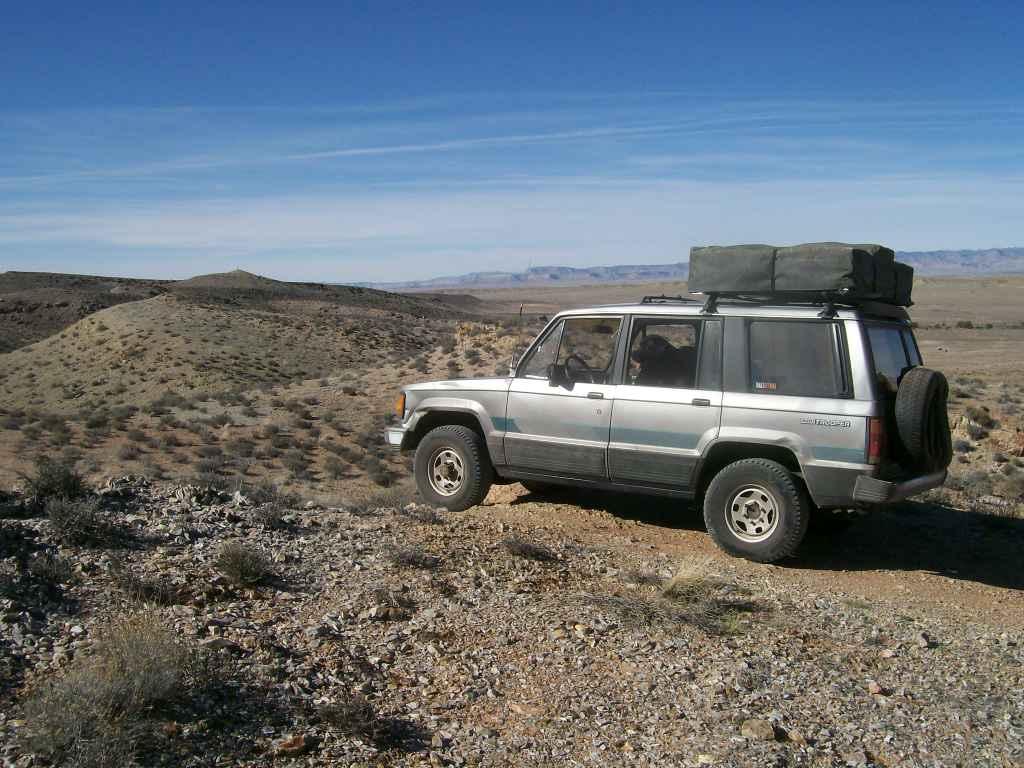 Hidden Canyon Overlook - Waypoint 4: Hidden Drop-off