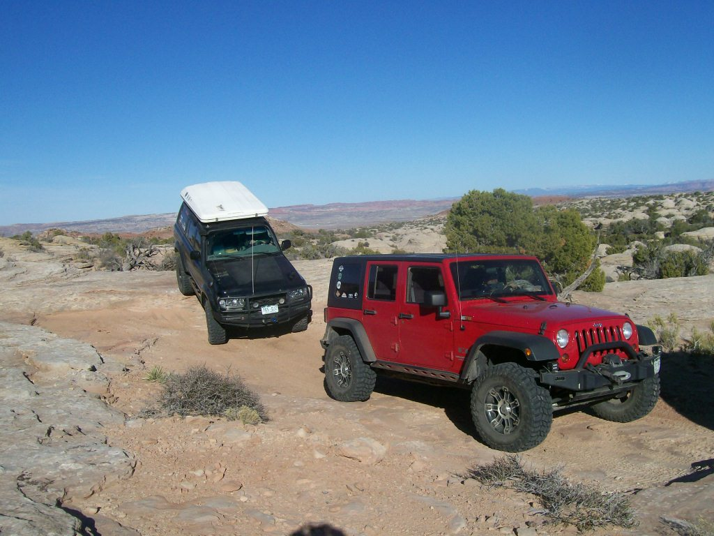 Hidden Canyon Overlook - Waypoint 14: Third Shelf