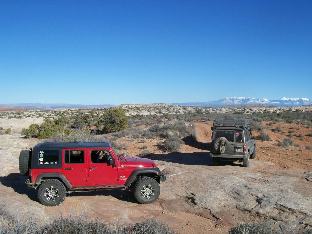 Hidden Canyon Overlook - Waypoint 15: Bartlett Overlook Trailhead