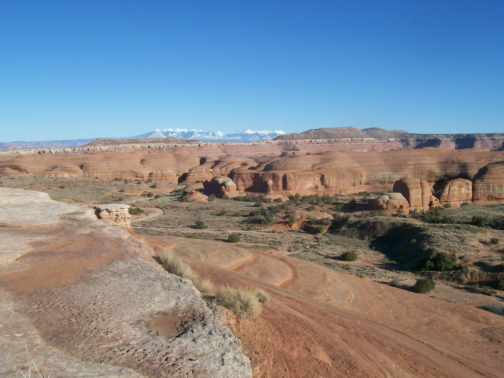 Hidden Canyon Overlook - Waypoint 17: End/Hidden Canyon Overlook
