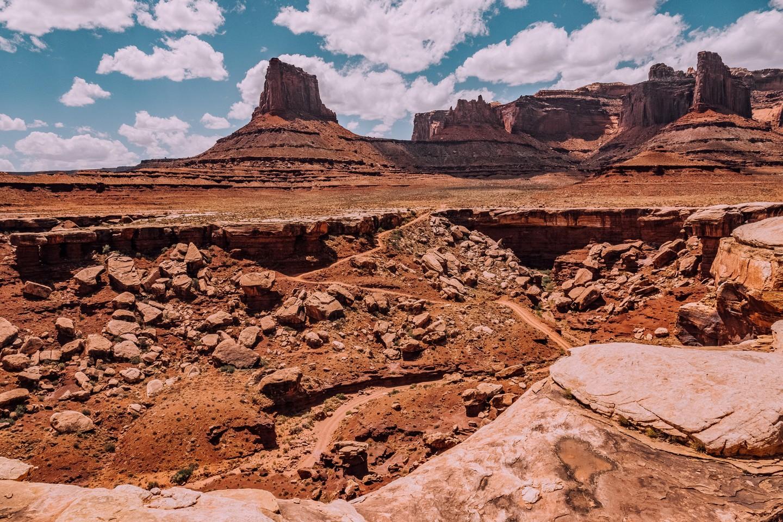 Trail Review: Lathrop Canyon
