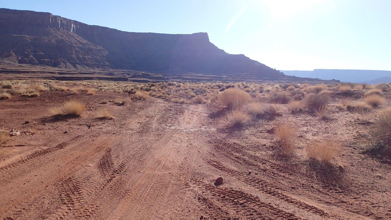 Lockhart Basin - Waypoint 25: Camp Spur