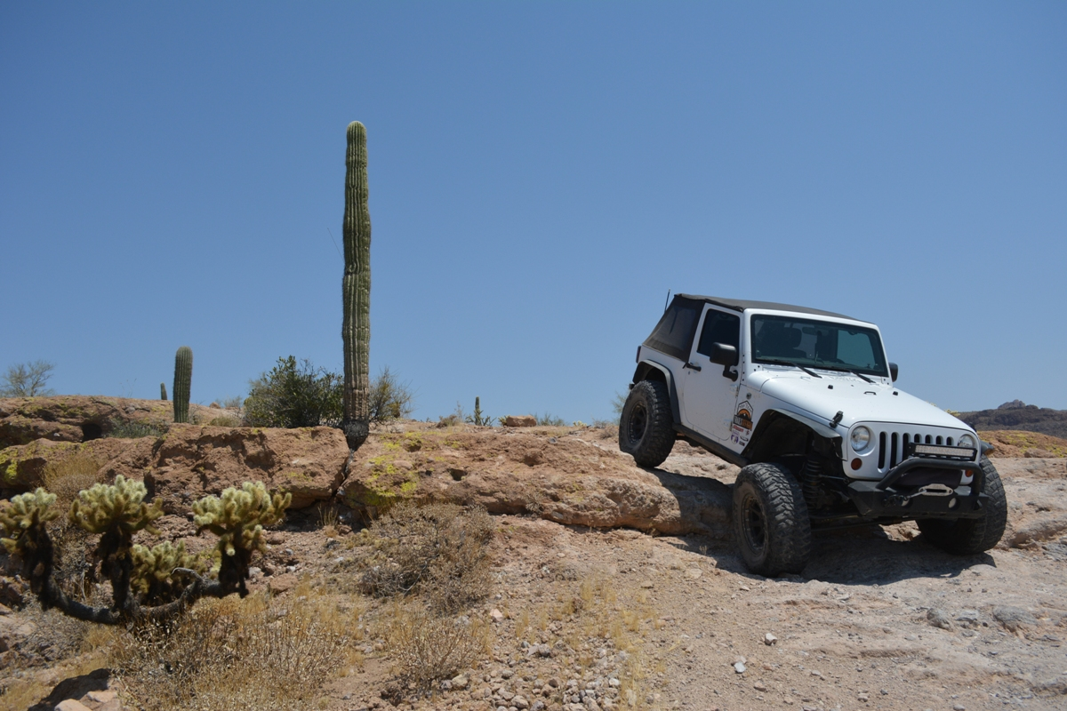 Highlight: Martinez Canyon Road