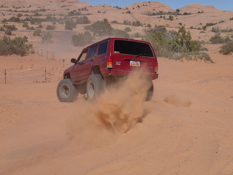Poison Spider Mesa - Waypoint 17: Sand Bowl