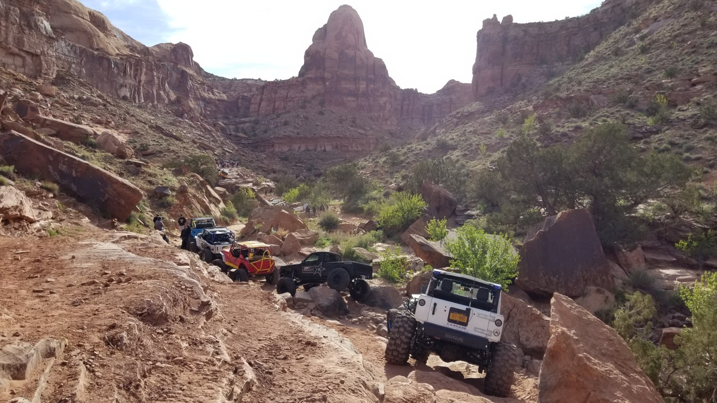 Pritchett Canyon - Waypoint 5: Down and Dirty