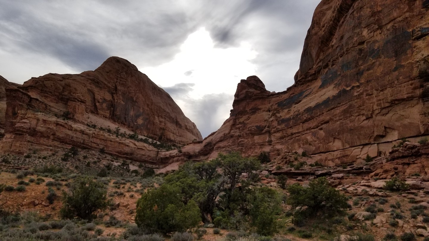 Pritchett Canyon - Waypoint 18: Views Along the Route