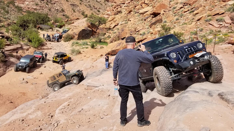 Pritchett Canyon - Waypoint 6: Chewie