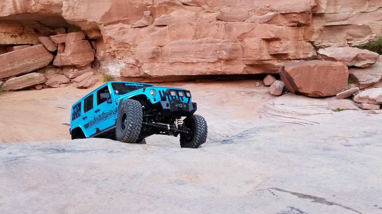 Pritchett Canyon - Waypoint 3: Optional Ledge