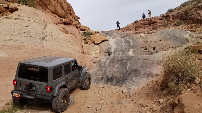 Pritchett Canyon - Waypoint 15: Yellow Hill