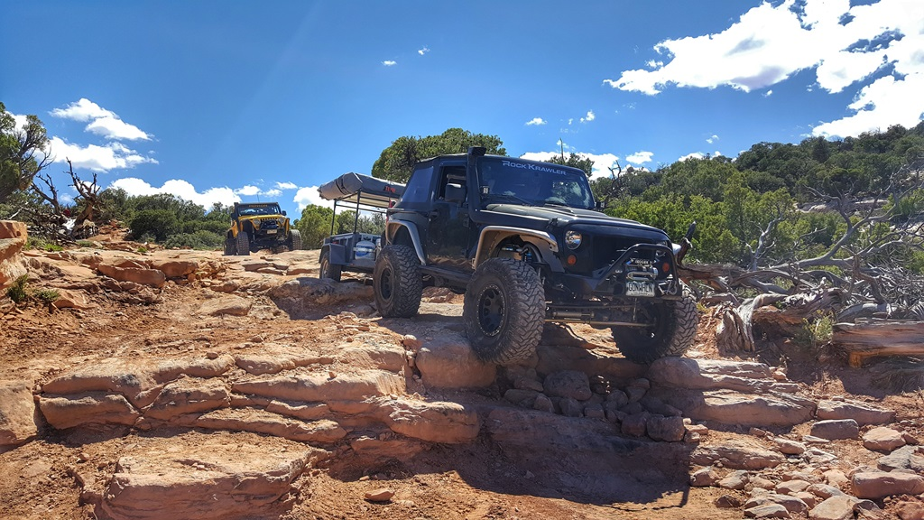Trail Review: Top of the World - Utah