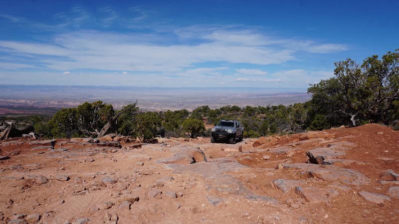 Top of the World - Utah - Waypoint 8: Rock Garden