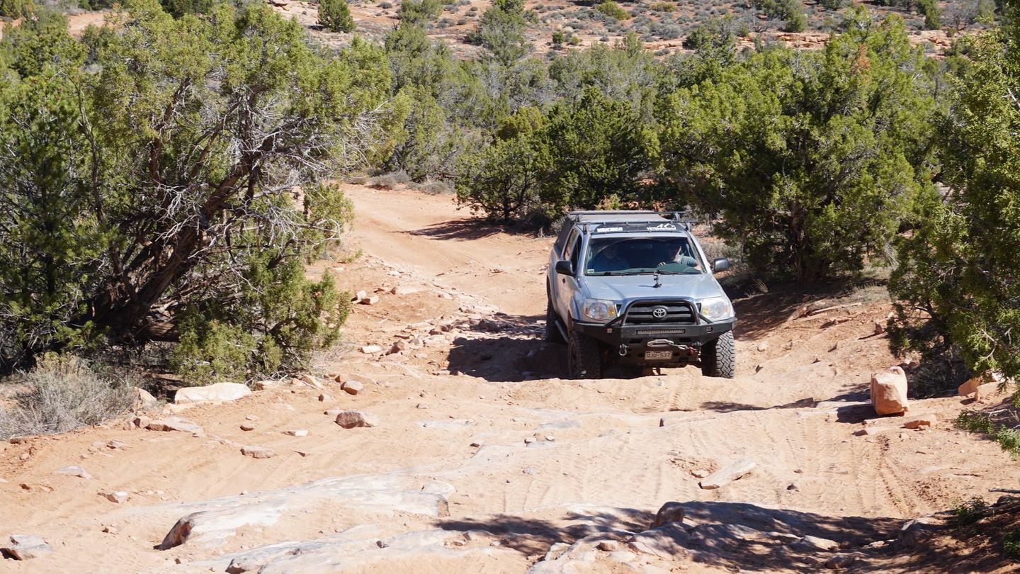 Top of the World - Utah - Waypoint 3: Rough
