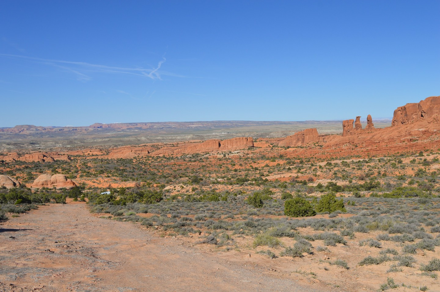 Trail Review: Tower Arch