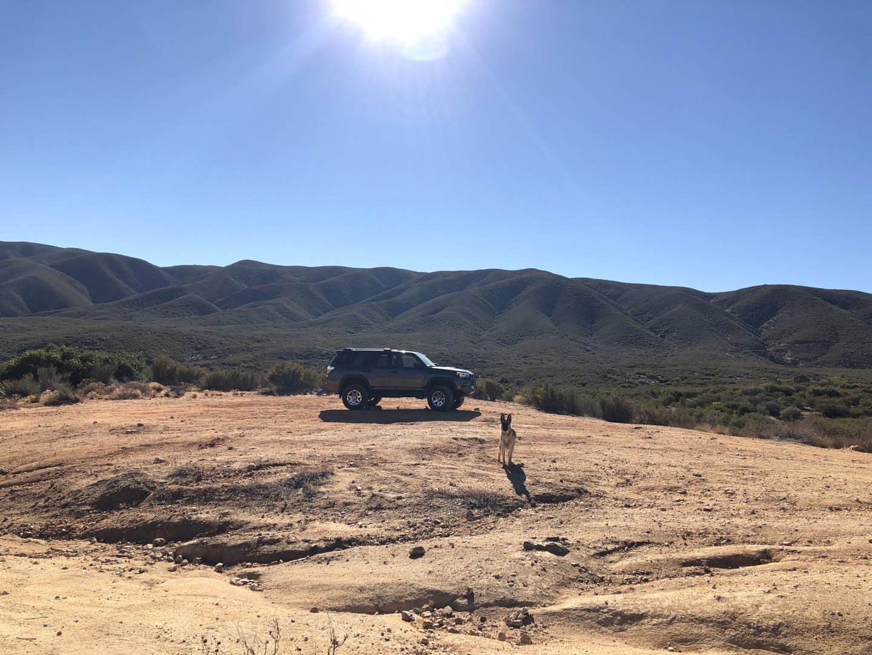 Trail Review: Oriflamme Canyon