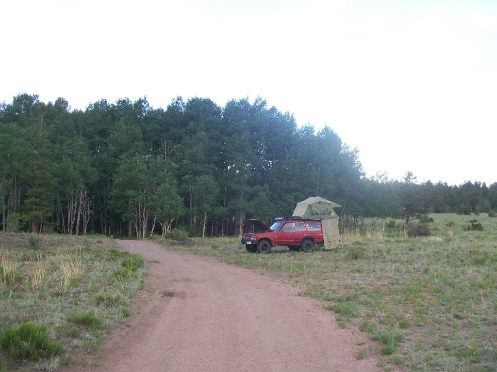 Camping: Aspen Ridge