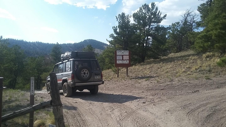 Trail Review: Aspen Ridge