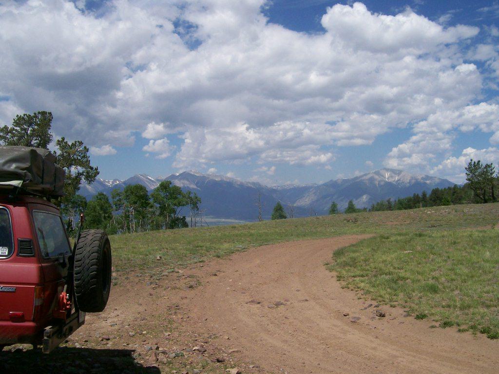 Aspen Ridge - Waypoint 10: Ridge Top North