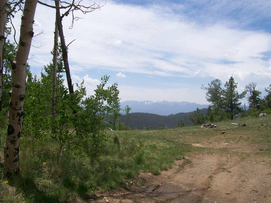 Aspen Ridge - Waypoint 11: Ridge Top South