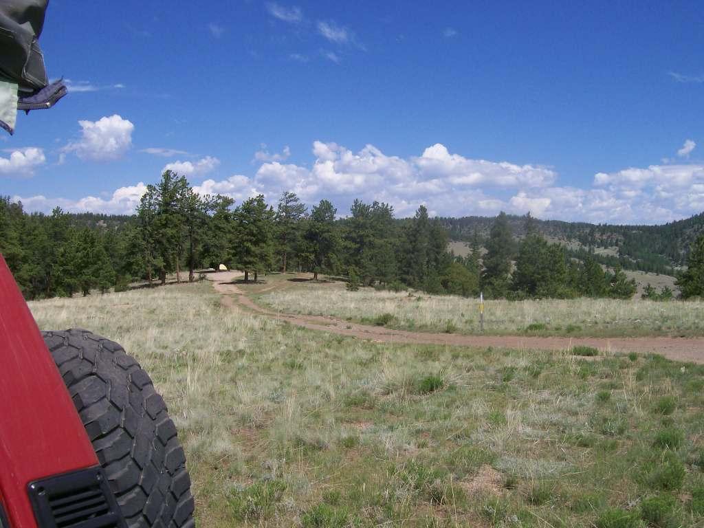 Aspen Ridge - Waypoint 6: Camp Spur