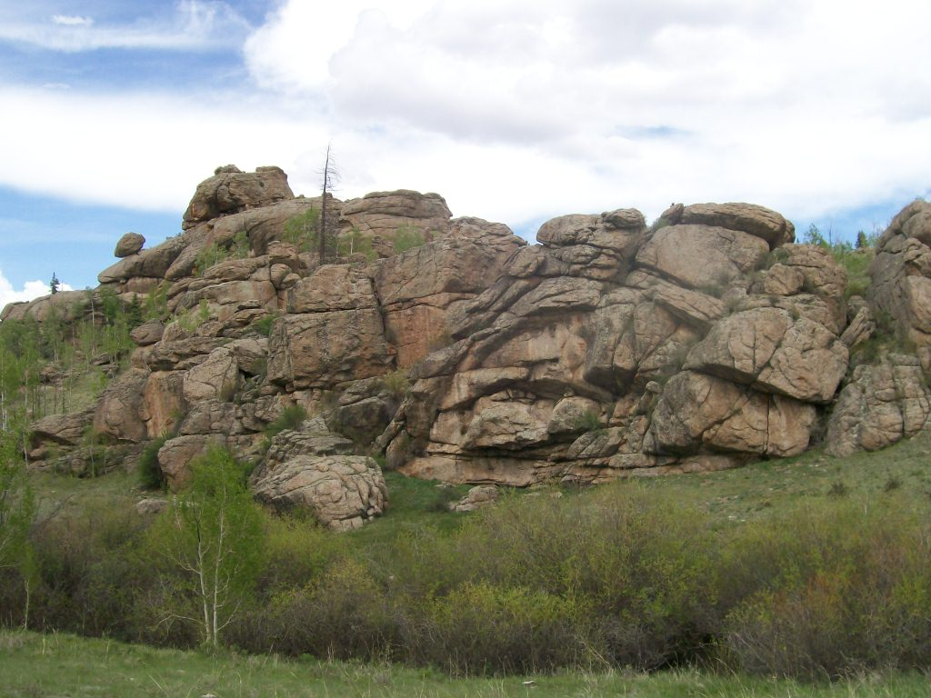 Highlight: Castle Rock Gulch