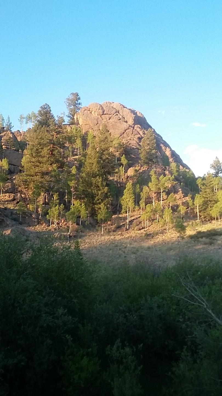 Castle Rock Gulch - Colorado Offroad Trail
