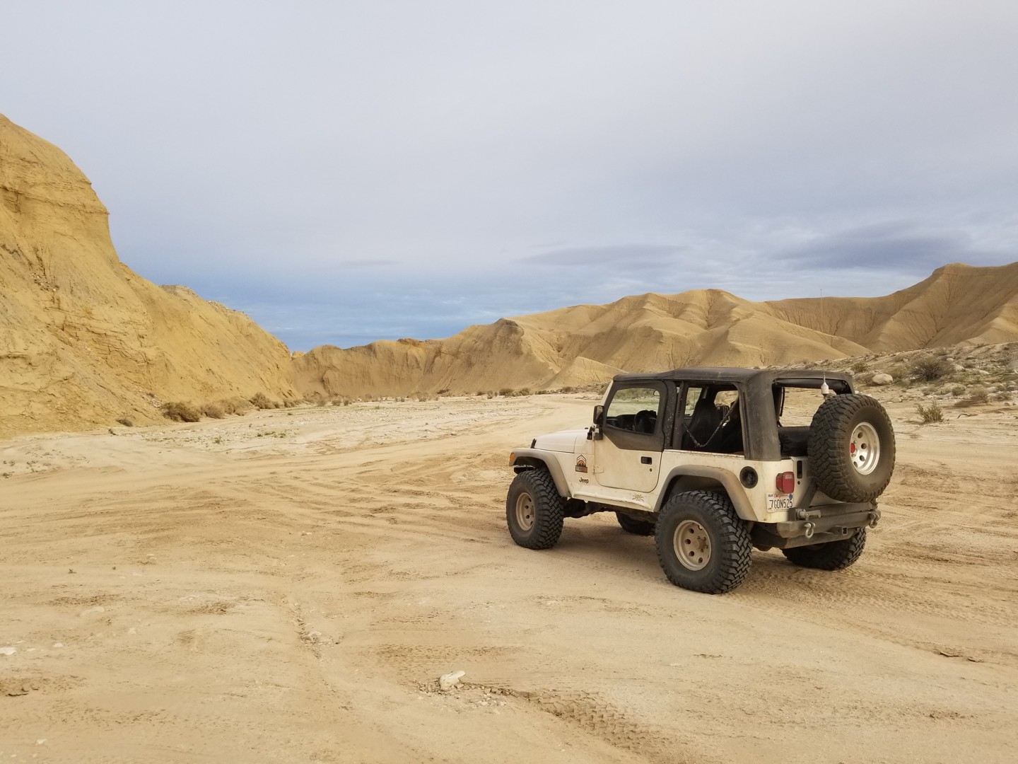 Trail Review: Fish Creek Trail - Anza Borrego