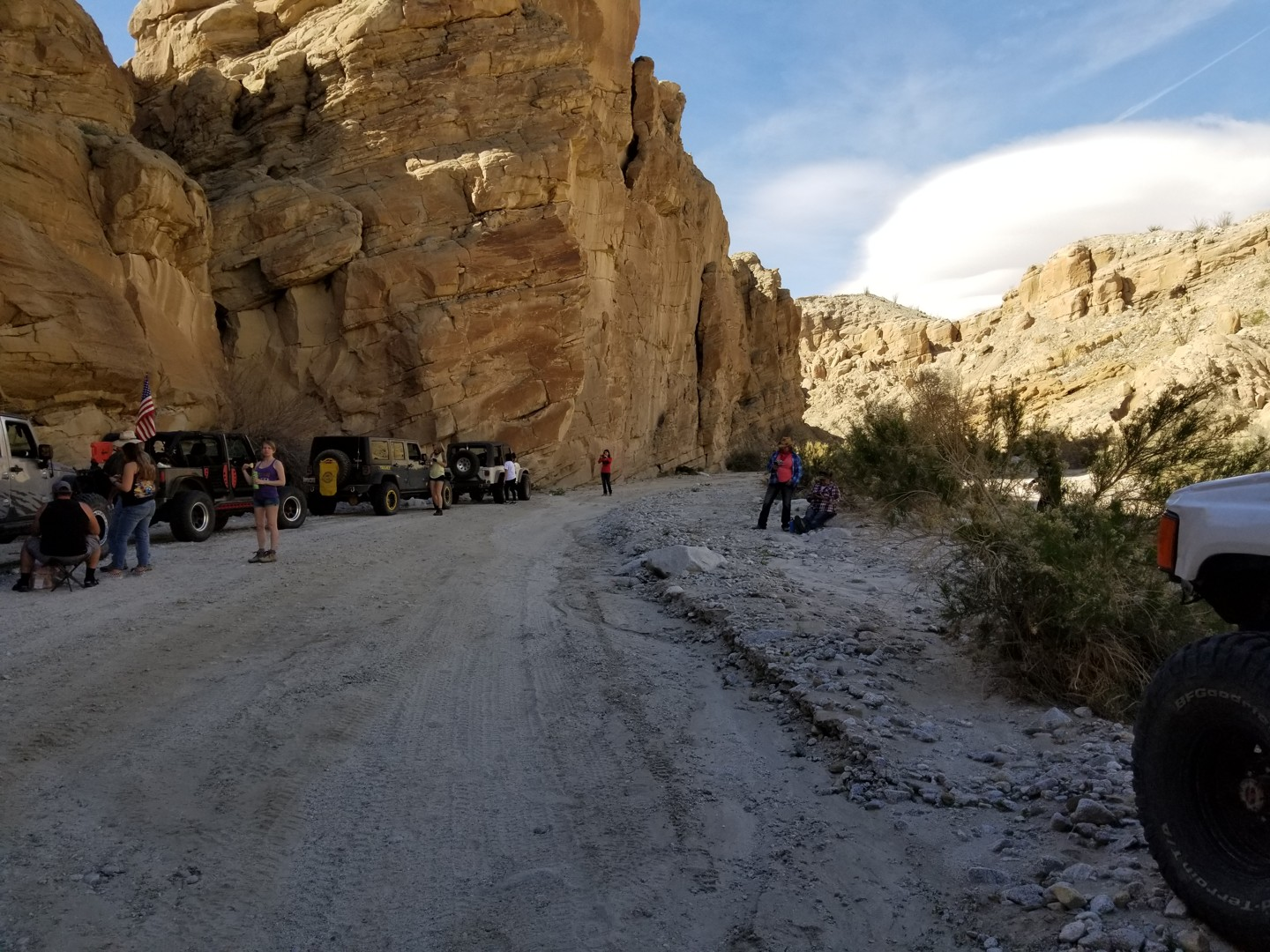 Trail Review: Sandstone Canyon